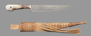 "Knife "" Saryksky"""